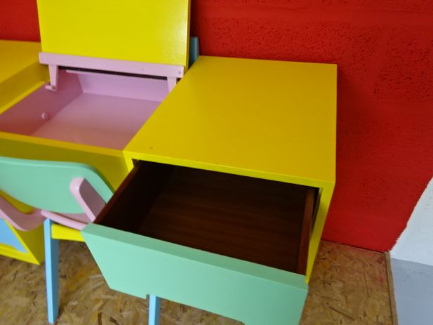 Child's Desk with chair 1970's